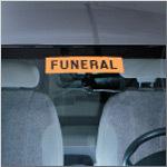 Funeralsticker