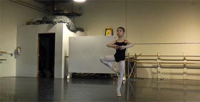 Balletpasse